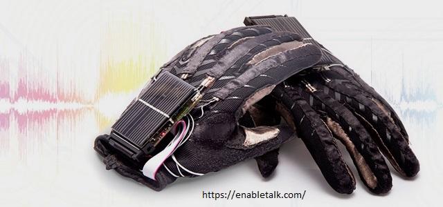 Γάντια enabletlk